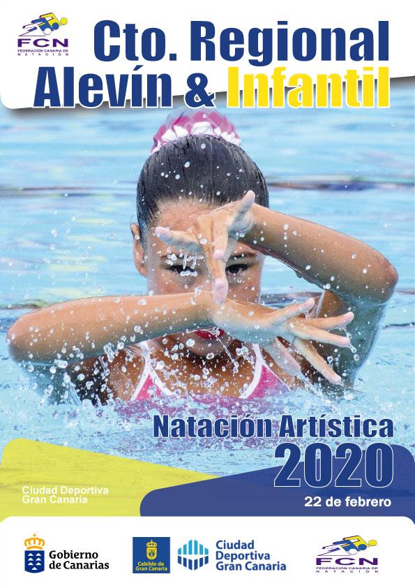 Campeonato Regional Alevin&Infantil de Invierno 2020