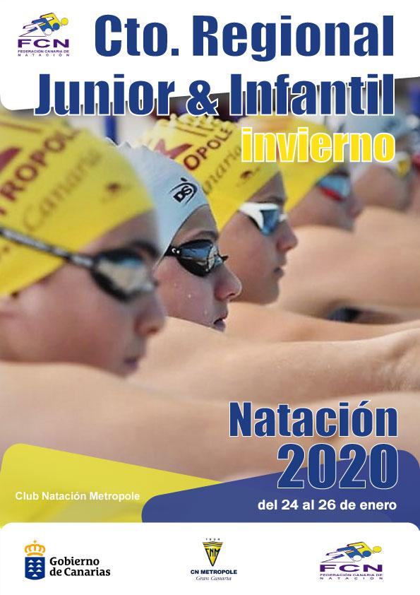 XXII Campeonato Regional Junior/Infantil de Invierno 2020