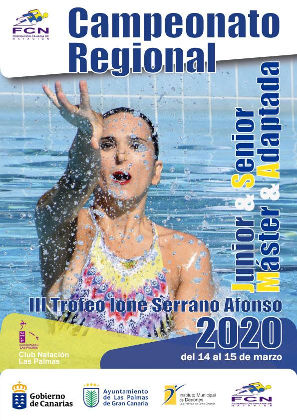 Campeonato Regional Junior, Senior master & Adaptada  de Invierno 2020